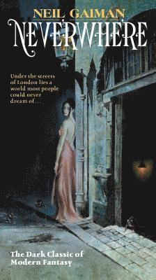 bokomslag Neverwhere: Author's Preferred Text