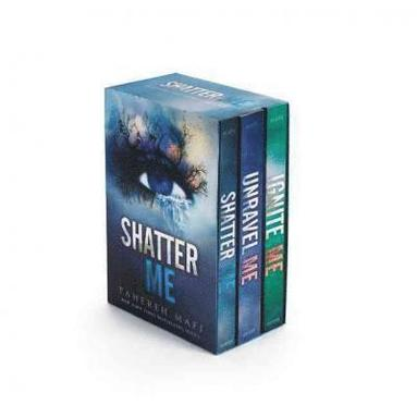 bokomslag Shatter Me Series Box Set: Shatter Me, Unravel Me, Ignite Me