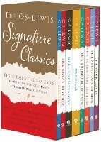 bokomslag The C. S. Lewis Signature Classics (8-Volume Box Set): An Anthology of 8 C. S. Lewis Titles: Mere Christianity, the Screwtape Letters, Miracles, the G