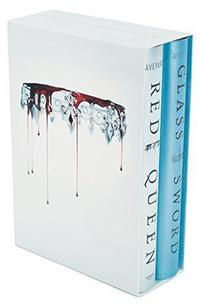 bokomslag Red Queen 2-Book Paperback Box Set