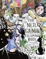 bokomslag The Neil Gaiman Coloring Book