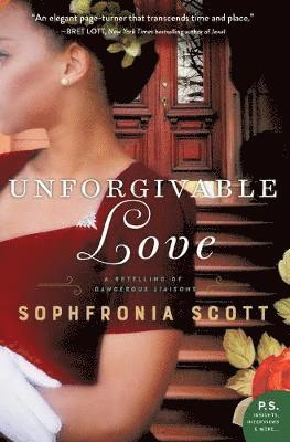 bokomslag Unforgivable love - a retelling of dangerous liaisons