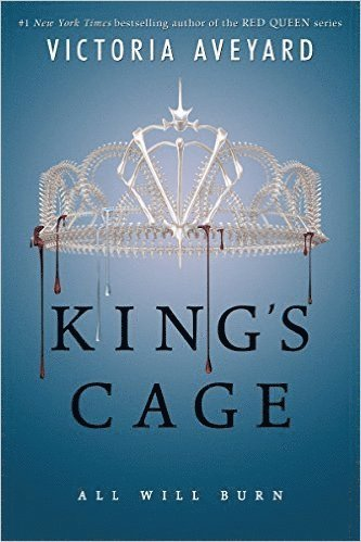 bokomslag King's Cage