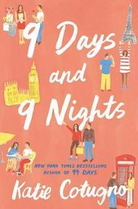 bokomslag 9 Days and 9 Nights