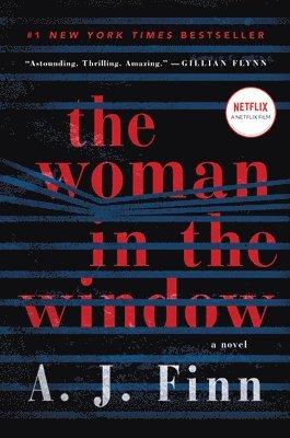 bokomslag The Woman in the Window