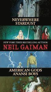 bokomslag Neil Gaiman Mass Market Box Set Intl