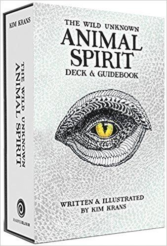 Wild Unknown Animal Spirit Deck and Guidebook 1
