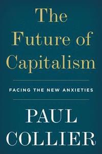 bokomslag Future Of Capitalism