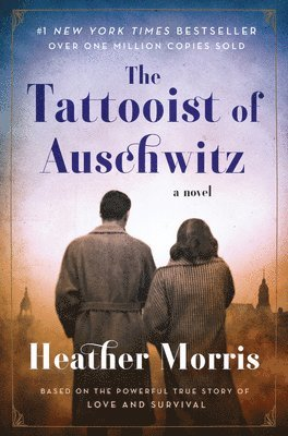 bokomslag Tattooist Of Auschwitz, The