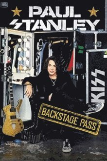 bokomslag Backstage Pass
