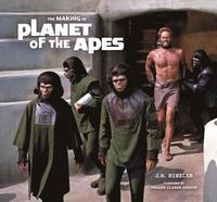 bokomslag The Making of Planet of the Apes