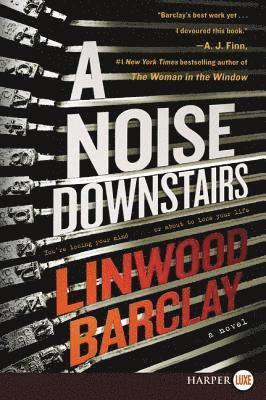 bokomslag A Noise Downstairs