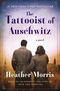 bokomslag The Tattooist of Auschwitz