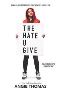 bokomslag The Hate U Give - Movie Tie-in Edition