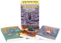 bokomslag Warriors Manga 3-Book Full-Color Box Set