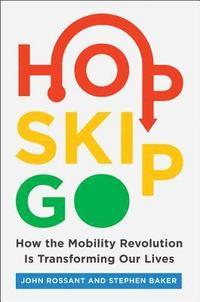 bokomslag Hop, Skip, Go