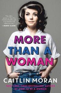 bokomslag More Than A Woman