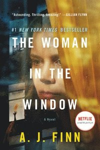 bokomslag The Woman in the Window [Movie Tie-In]
