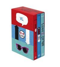 bokomslag The Simonverse Novels 3-Book Box Set: Simon vs. the Homo Sapiens Agenda, the Upside of Unrequited, and Leah on the Offbeat