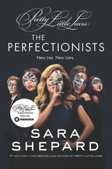 bokomslag The Perfectionists TV tie-in