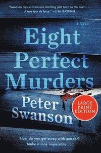 bokomslag Eight Perfect Murders