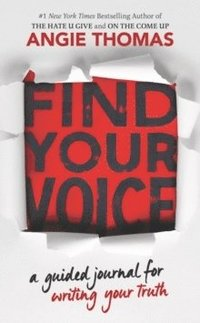 bokomslag Find Your Voice: A Guided Journal for Writing Your Truth