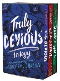 bokomslag Truly Devious 3-Book Box Set
