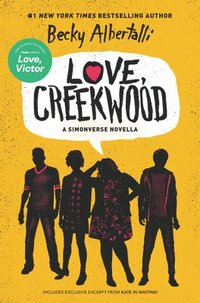 bokomslag Love, Creekwood