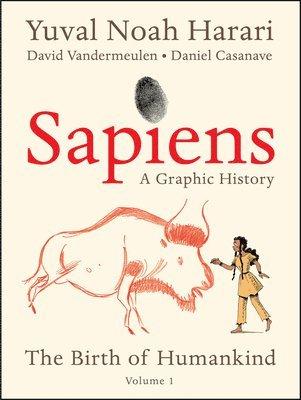 bokomslag Sapiens: A Brief History of Humankind (Graphic Edition)