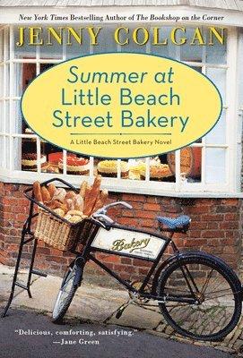 bokomslag Summer at Little Beach Street Bakery