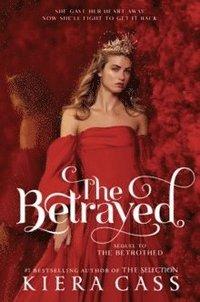 bokomslag Betrayed (international edition), The