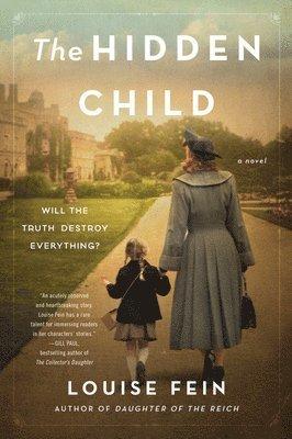 bokomslag Hidden Child