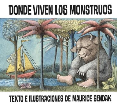 bokomslag Donde Viven Los Monstruos: Where the Wild Things Are (Spanish Edition)