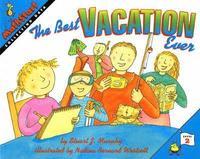 bokomslag The Best Vacation Ever