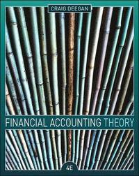 bokomslag Financial Accounting Theory