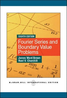 bokomslag Fourier Series and Boundary Value Problems (Int'l Edition)