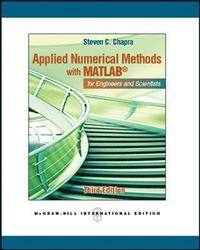 bokomslag Applied Numerical Methods W/MATLAB (Int'l Ed)