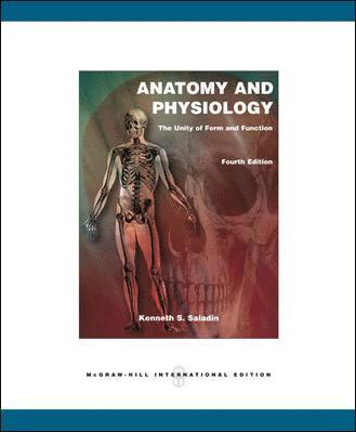 bokomslag Anatomy and physiology : the unity of form and function