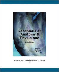 bokomslag Essentials of Anatomy and Physiology