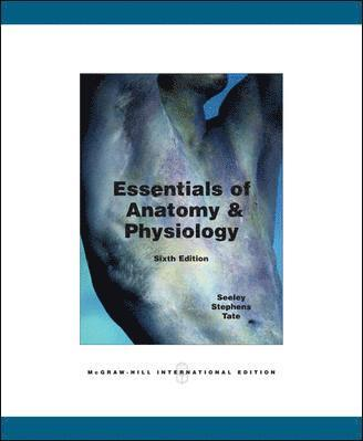 bokomslag Essentials of Anatomy and Physiology