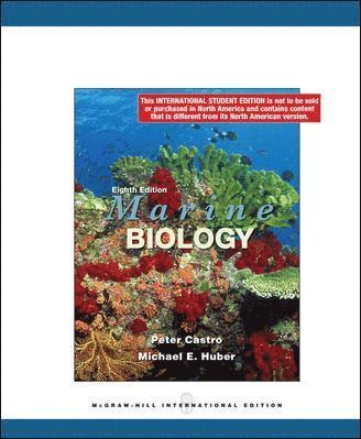 bokomslag Marine Biology