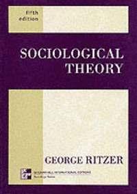 bokomslag Sociological Theory