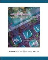 bokomslag Fundamental methods of mathematical economics