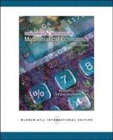 bokomslag Fundamental methods of mathematical economics