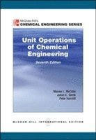 bokomslag Unit Operations of Chemical Engineering (Int'l Ed)