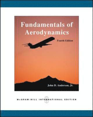 bokomslag Fundamentals of aerodynamics