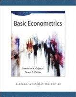 bokomslag Basic Econometrics (Int'l Ed)