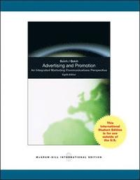 bokomslag Advertising and promotion : an integrated marketing communications p