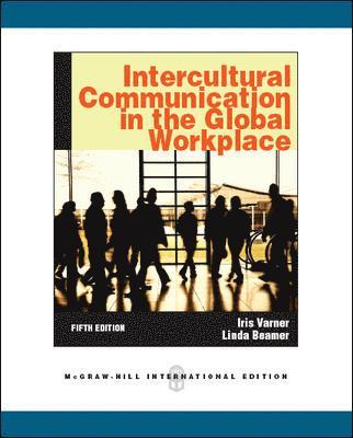 bokomslag Intercultural communication in the global workplace (intl ed)