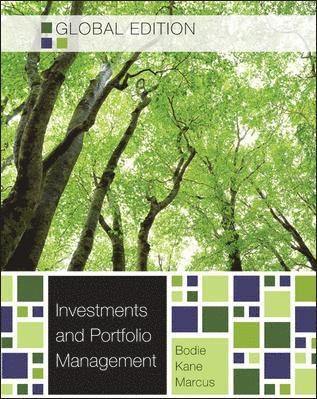 bokomslag Investments and Portfolio Management